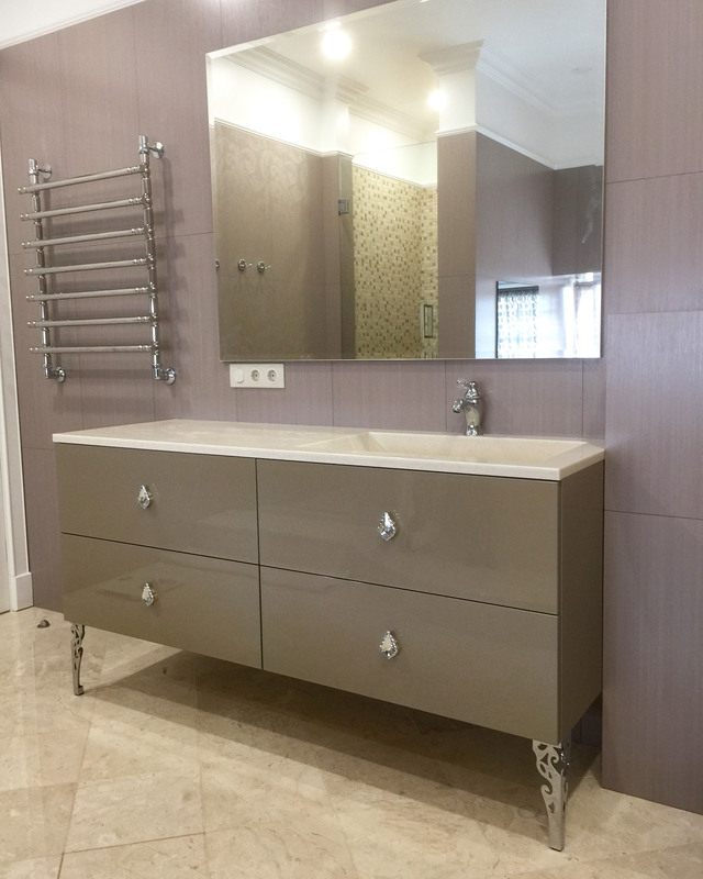 Мебель для ванной комнаты-Мебель для ванны «Модель 45»-фото1