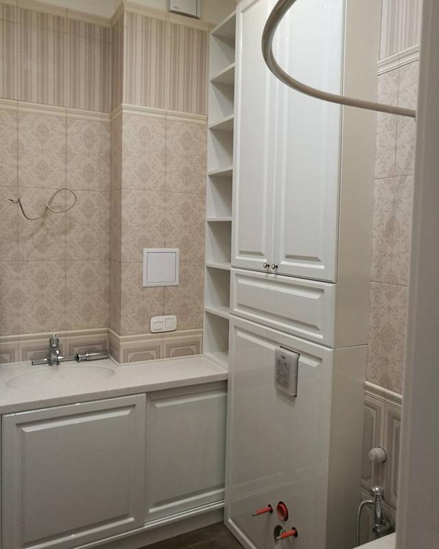 Мебель для ванной комнаты-Мебель для ванной «Модель 7»-фото1