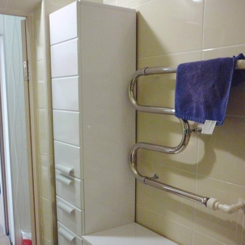 Мебель для ванной комнаты-Мебель для ванной «Модель 75»-фото3