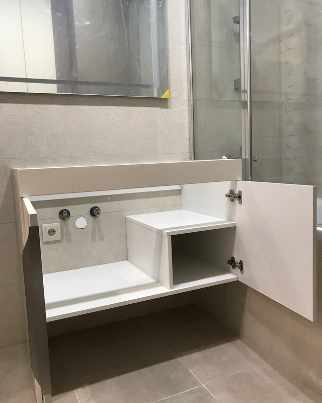 Мебель для ванной комнаты-Мебель для ванной «Модель 61»-фото3