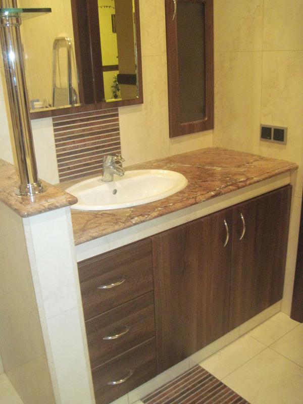 Мебель для ванной комнаты-Мебель для ванной «Модель 80»-фото4