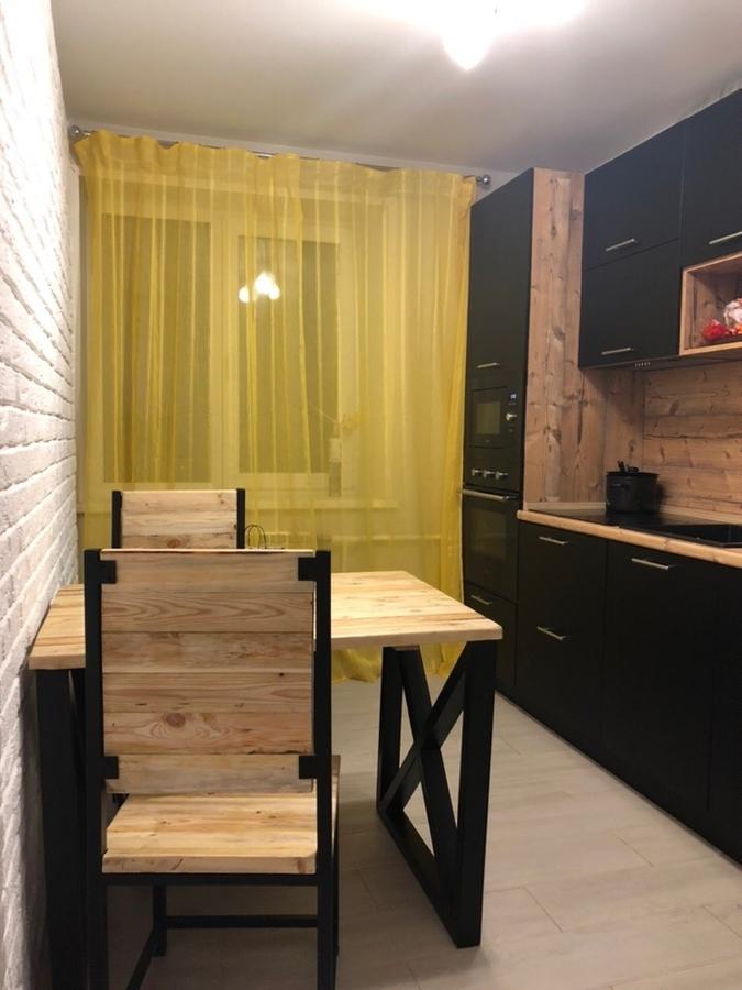 Встроенная кухня-Кухня МДФ в эмали «Модель 436»-фото1