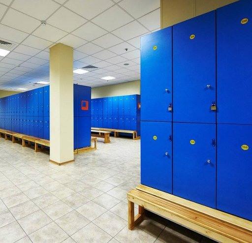 -Шкафчики для раздевалки «Модель 169»-фото13
