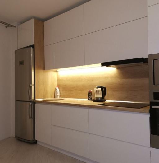 -Кухня МДФ в эмали «Модель 144»-фото21