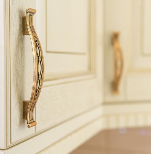 Белый кухонный гарнитур-Кухня из шпона «Модель 3»-фото13