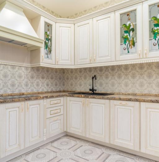 -Кухня из шпона «Модель 8»-фото3