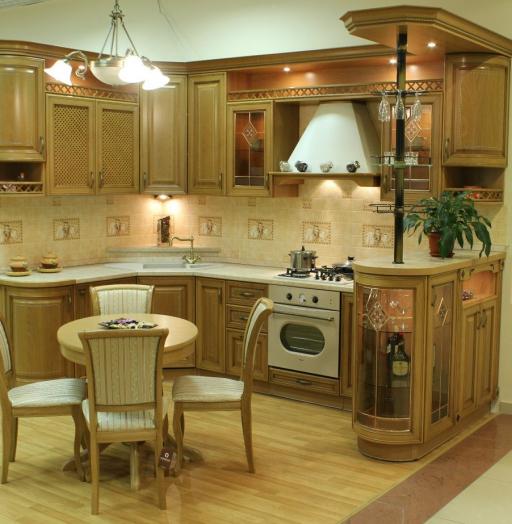 -Кухня из массива «Модель 127»-фото11
