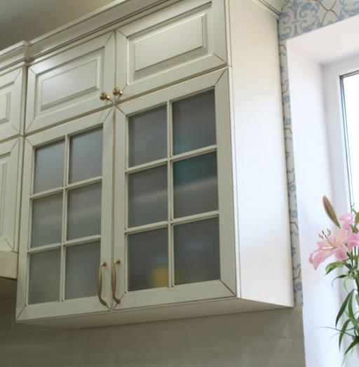 -Кухня МДФ в ПВХ «Модель 154»-фото4