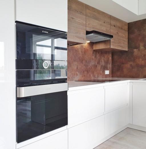 -Кухня МДФ в эмали «Модель 533»-фото27